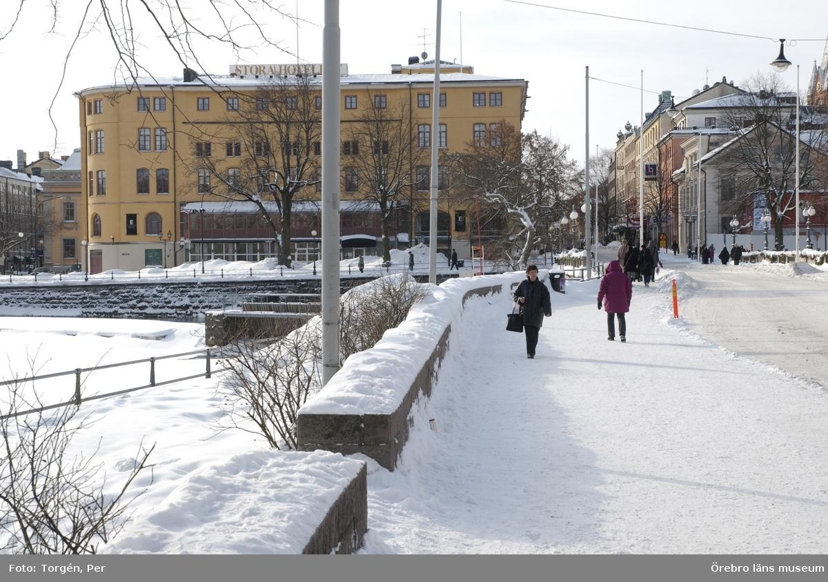 Järntorget före ombyggnad 2010.2010-03-02