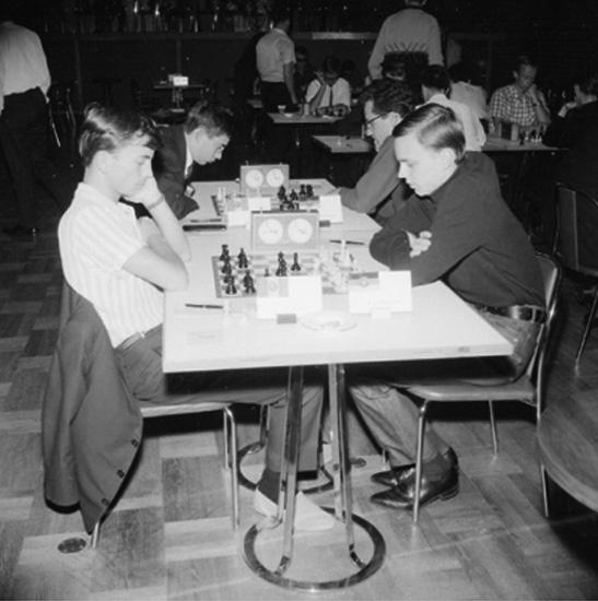 Schack VM i augusti 1966.