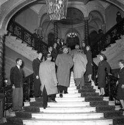 Ett urval av en stor grupp bilder från Lindgrens järnhandels