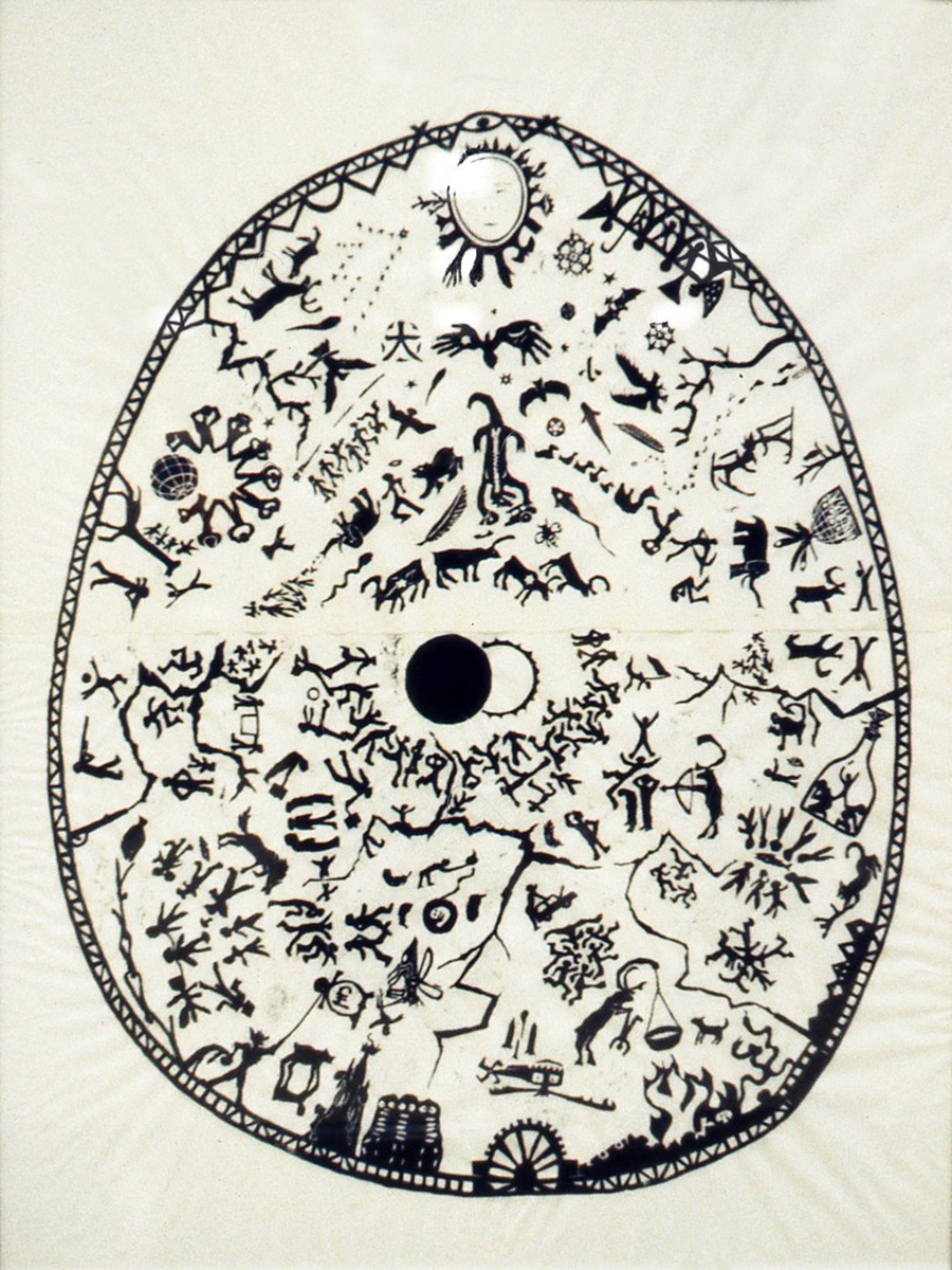 Mathisen er født i Narvik i 1945. Motivkretsen i bildene viser hans engsjement i urbefolkningen, samiske myter og legender samt  landskapet i Finnmark og Troms. Han karakteriserer selv de fleste av sine bilder som naturalistiske, men med innslag av symbolisme og litt ironi. I 1992 ble han tildelt Troms fylkeskommunes kulturpris for sin innsats for samisk kultur.