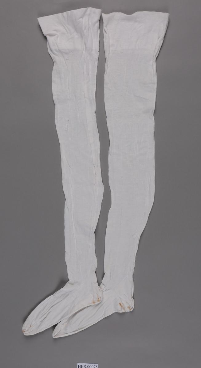 Lange damestrømper