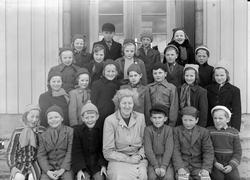 Nypvang skole, Leinstrand