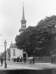 Bakke kirke, Innherredsveien, Trondheim. Oppført 1714-15, ar
