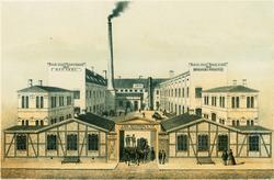 Carl Holmberg & Co Gjuteri & Mekaniska Werkstad