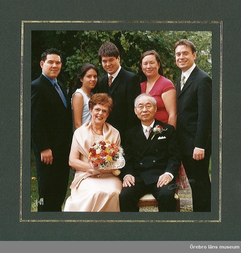 bröllop 60 år Bröllopsbild. Den 21 augusti år 2004 firades bröllop mellan Akira  bröllop 60 år