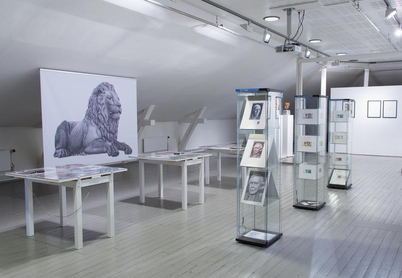 Sverre Morken-utstilling
