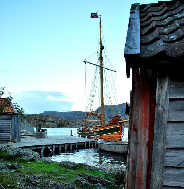 Det Gode Liv, bygd i 2013 (Foto/Photo)