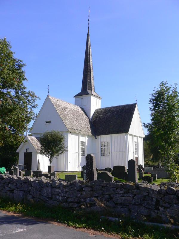 Eidskog kirke (Foto/Photo)