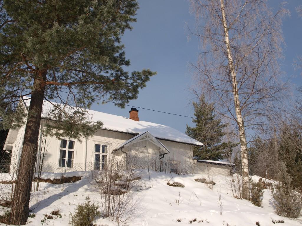 Bygdehuset på Vestmarka