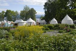 Markedet fra Urtehagen (Foto/Photo)