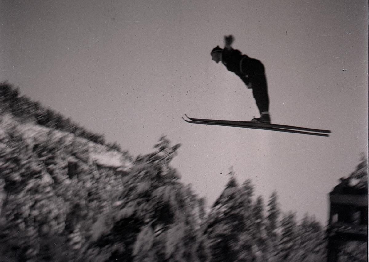 Ski jumping at Persløkka