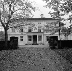 Reportagebilder från Vivstavarv. Herrgården och lastning av