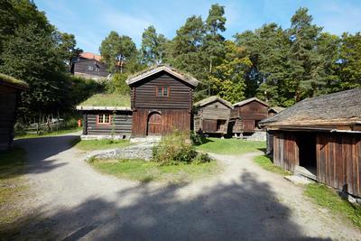 The Østerdalen Farm Stead