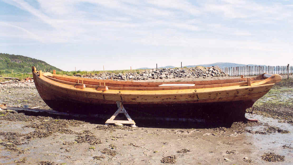 Nygavlen, bygd 2004. (Foto/Photo)