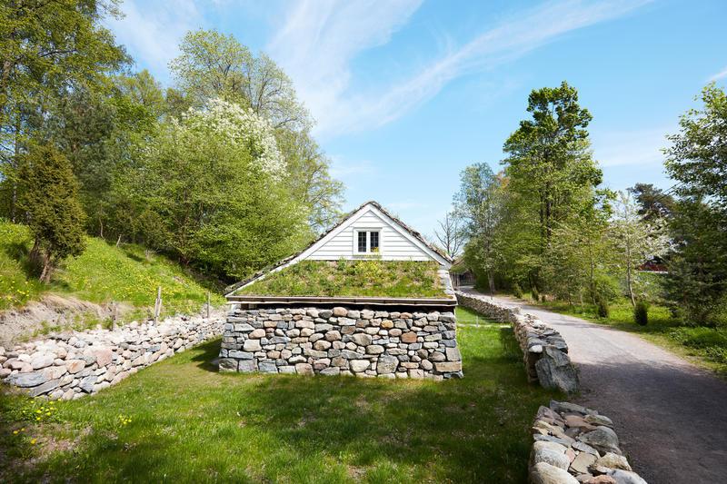 The House from Jæren at Norsk Folkemuseum