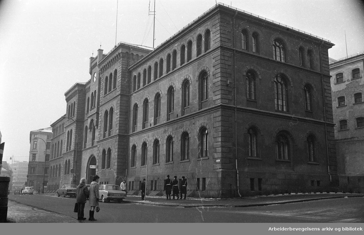 Møllergata 19, 1976.