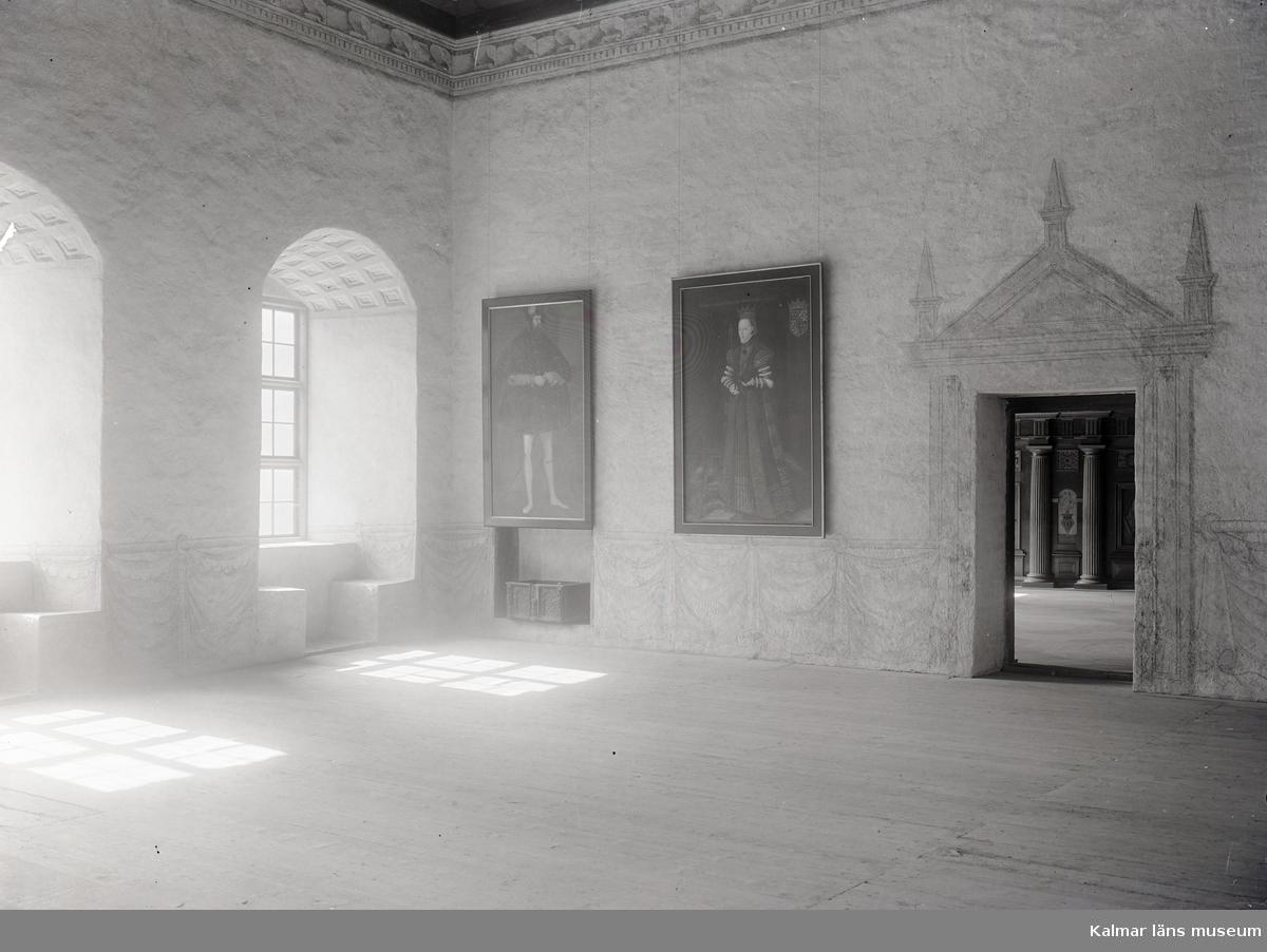 Kalmar slott Drottningsalen