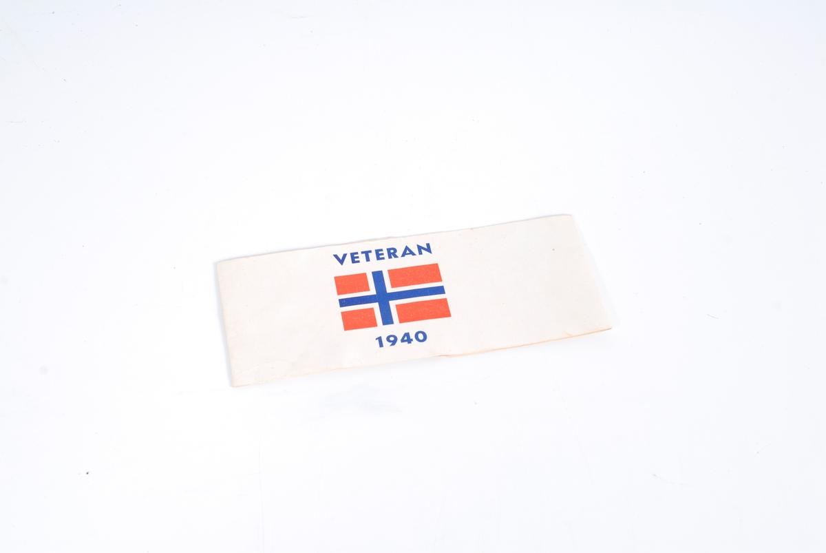 Det norske flagg