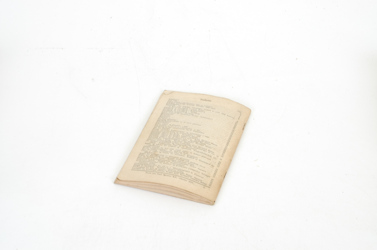 Almanakk, 23 stk.