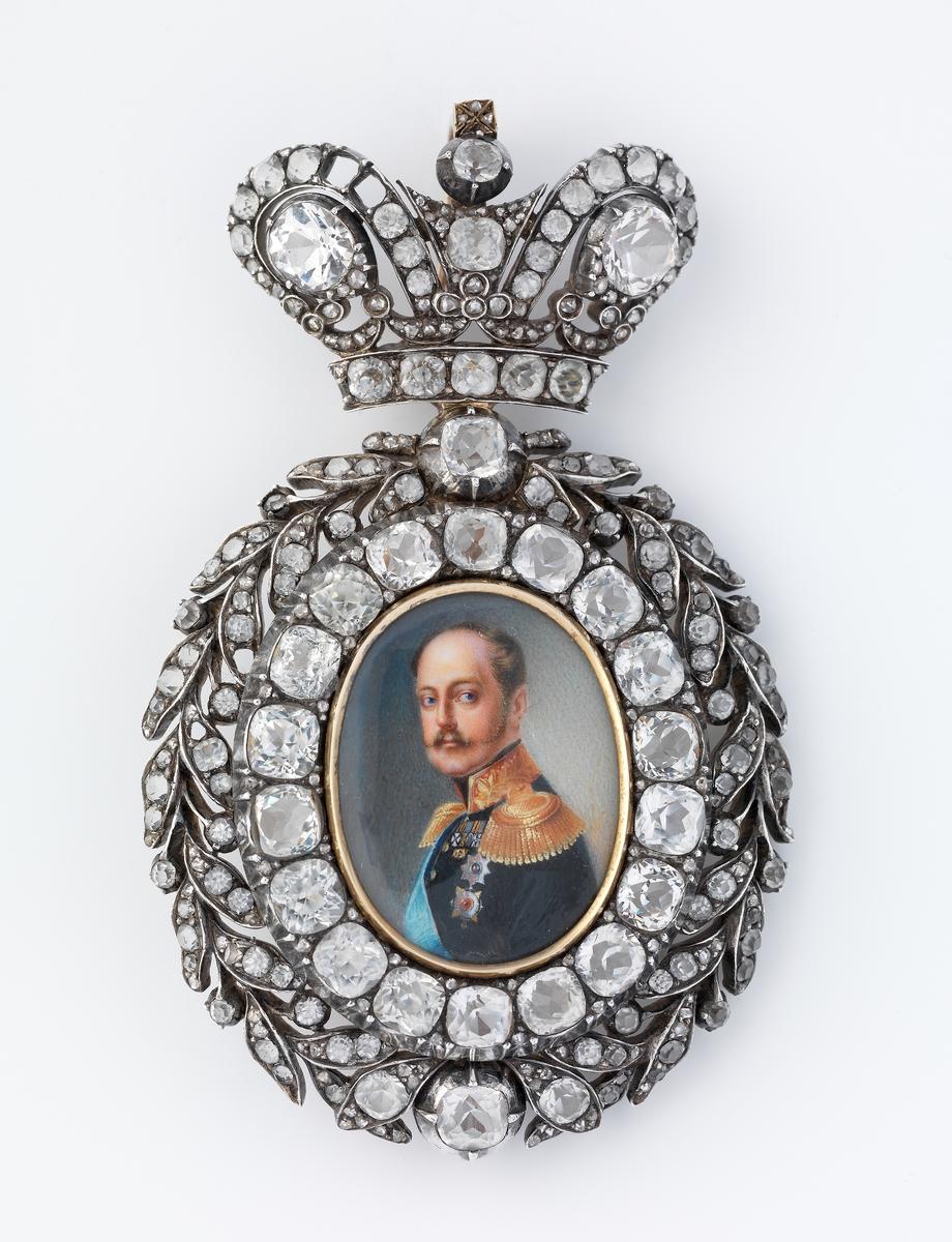 Tsar Nikolai I [Brosje]