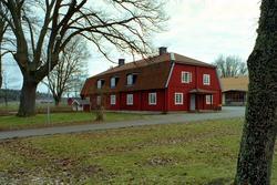 Före detta poststationen Svartsjö på Färingsö i Mälaren, 199