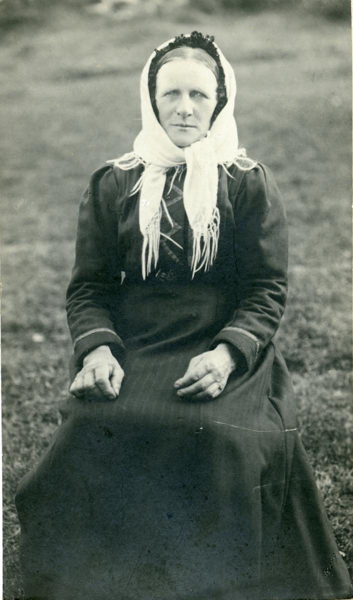 Portrett av Anne Bøhle.