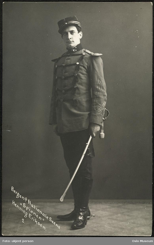 Eriksen, Henning (1878 - 1922)