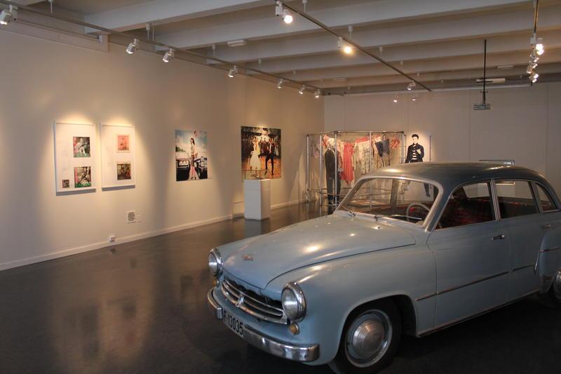 Utstillingen «50-tallet – drøm og virkelighet»