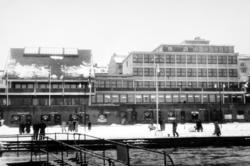Rådhuset på Kirkelandet i Kristiansund. Eksteriørbilde, med