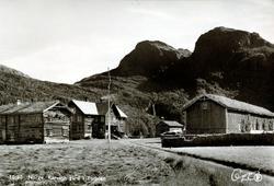 Kårvatn gård i Todalen. Prospektkort. (Fra Nordmøre Museum s