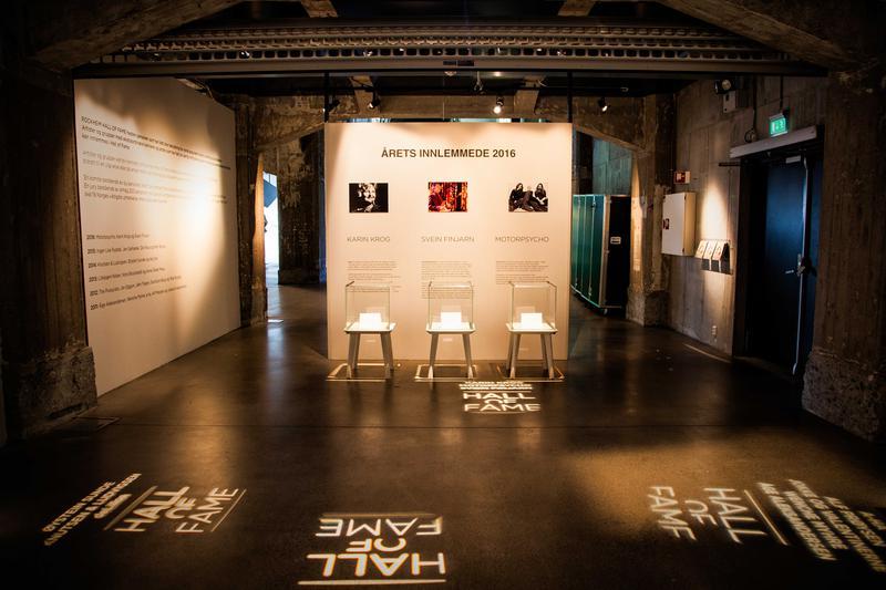Hall of Fame-utstillingen