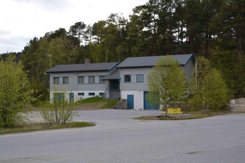 Telefonsentralen i Karasjok (Foto/Photo)