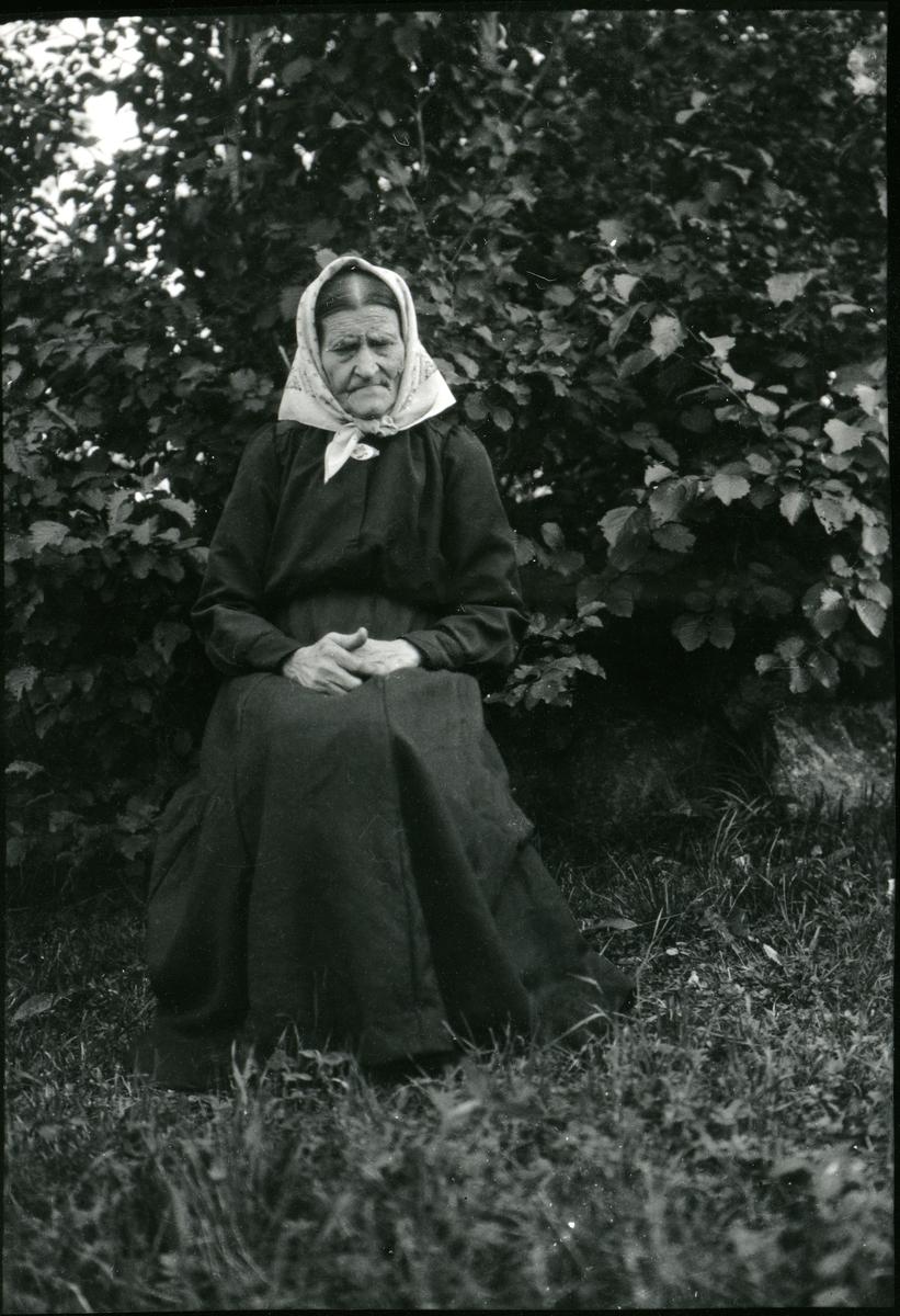 Portrett av Anne Listerud.