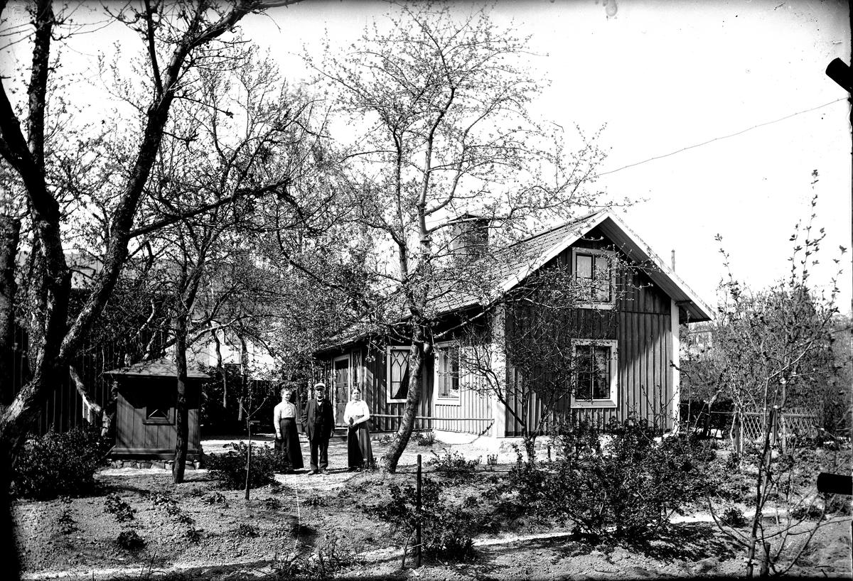 Finn-Olles gård, Murarmästaregatan.