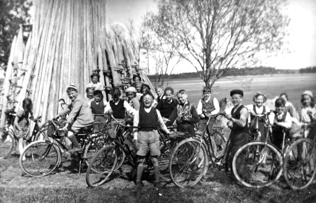 Klassutflykt 1940