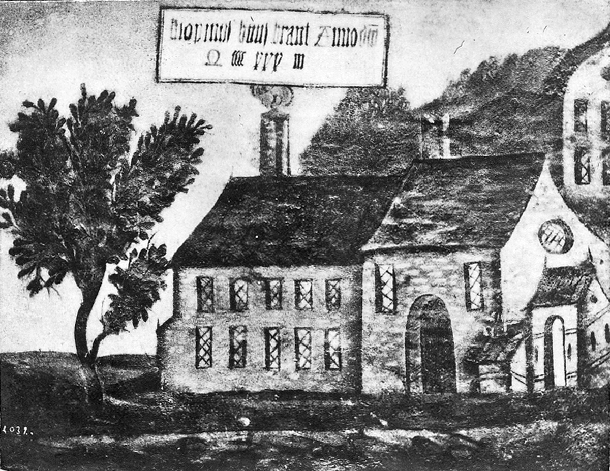 Målning av Köpingshus