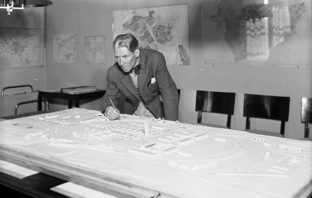 Wranér, Sven (1894 - 1965)