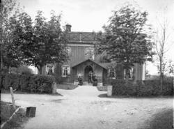 Troligen Stallagården, Nederled, utanför Rydaholm, ca. 1900.