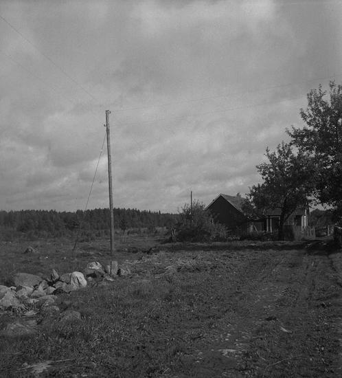 Foto av ett bostadshus.