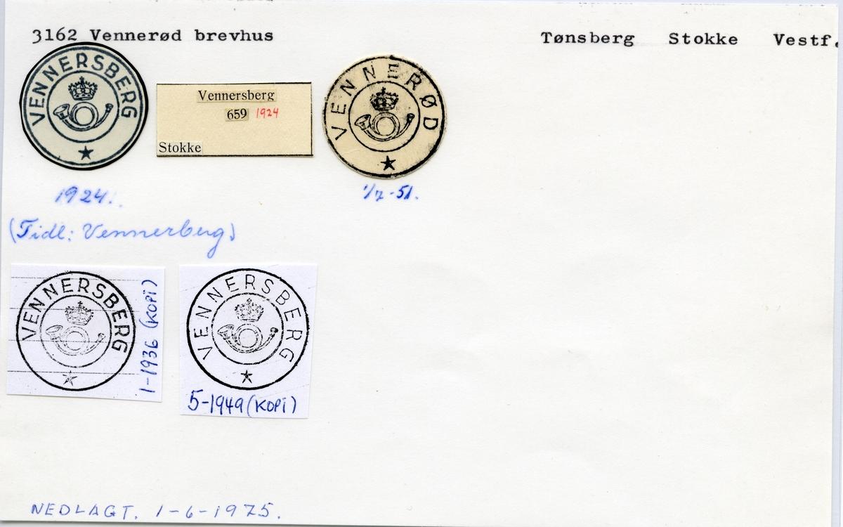 3162 Vennerød (Vennersberg (Stokke)), Tønsberg, Stokke, Vestfold