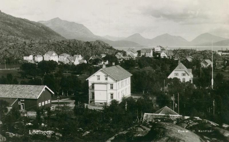 Telegrafstasjoner. Lødingen historisk eksteriør (Foto/Photo)
