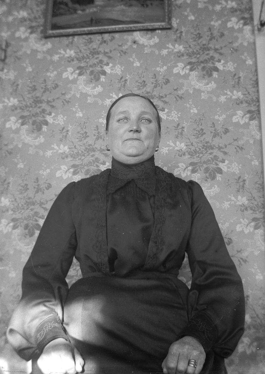 Stina Lovisa Andersson, gift Norling, Fors, Torsåker.