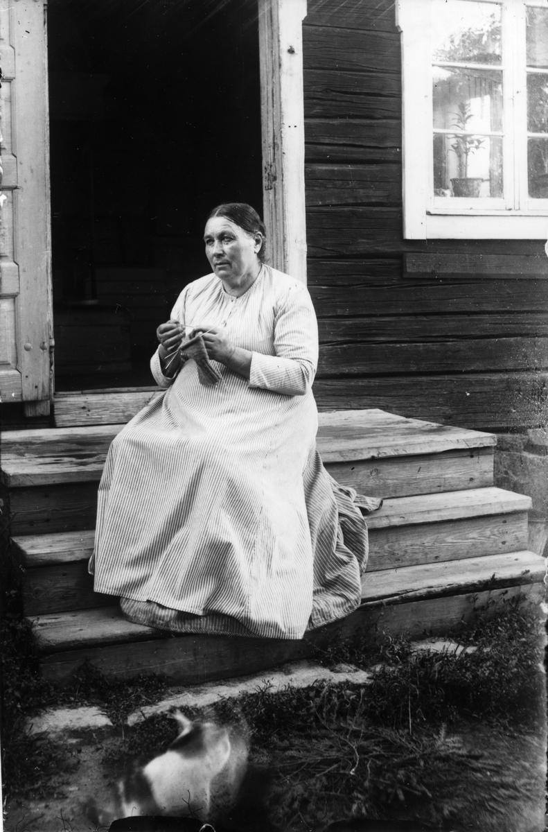 Helena Nilsson (Målars), född 1853, Lenninge 6:44.