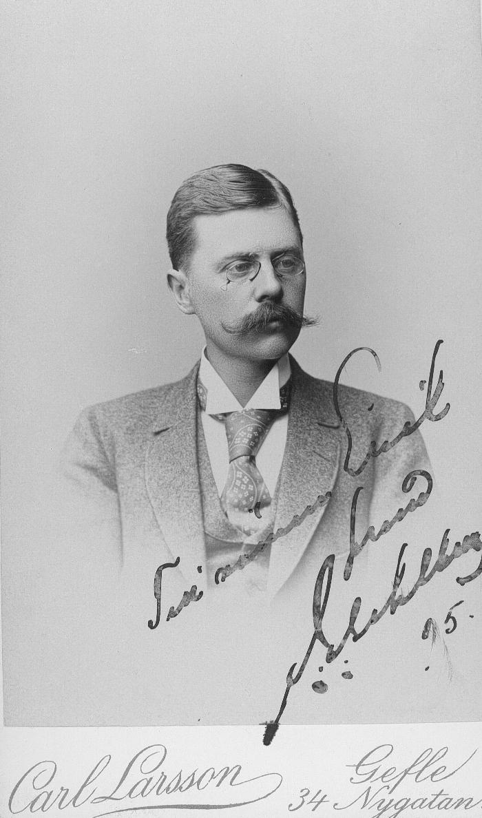 Artist 1895 f. 1864 d. 1912