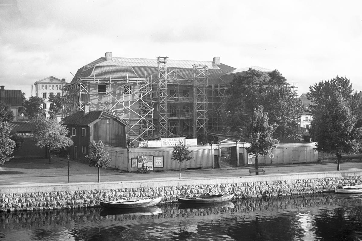 Bygge av ett nytt Museum