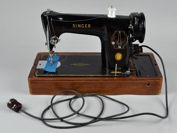 dating symaskiner Singer