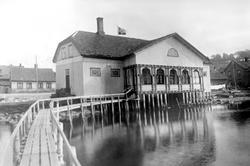 Moss kurbad, ant. 1914.