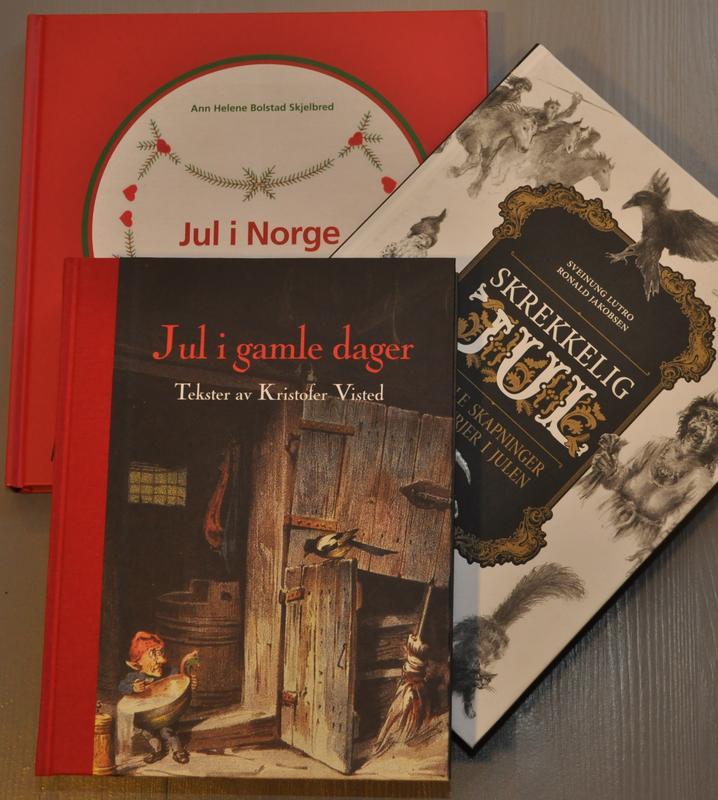 Julebøker