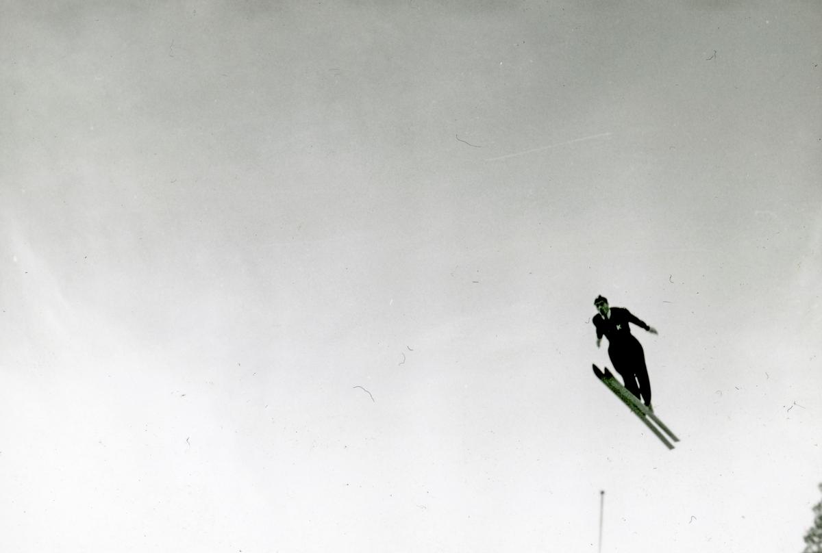 "Kongsberg skier ""Rappen"""