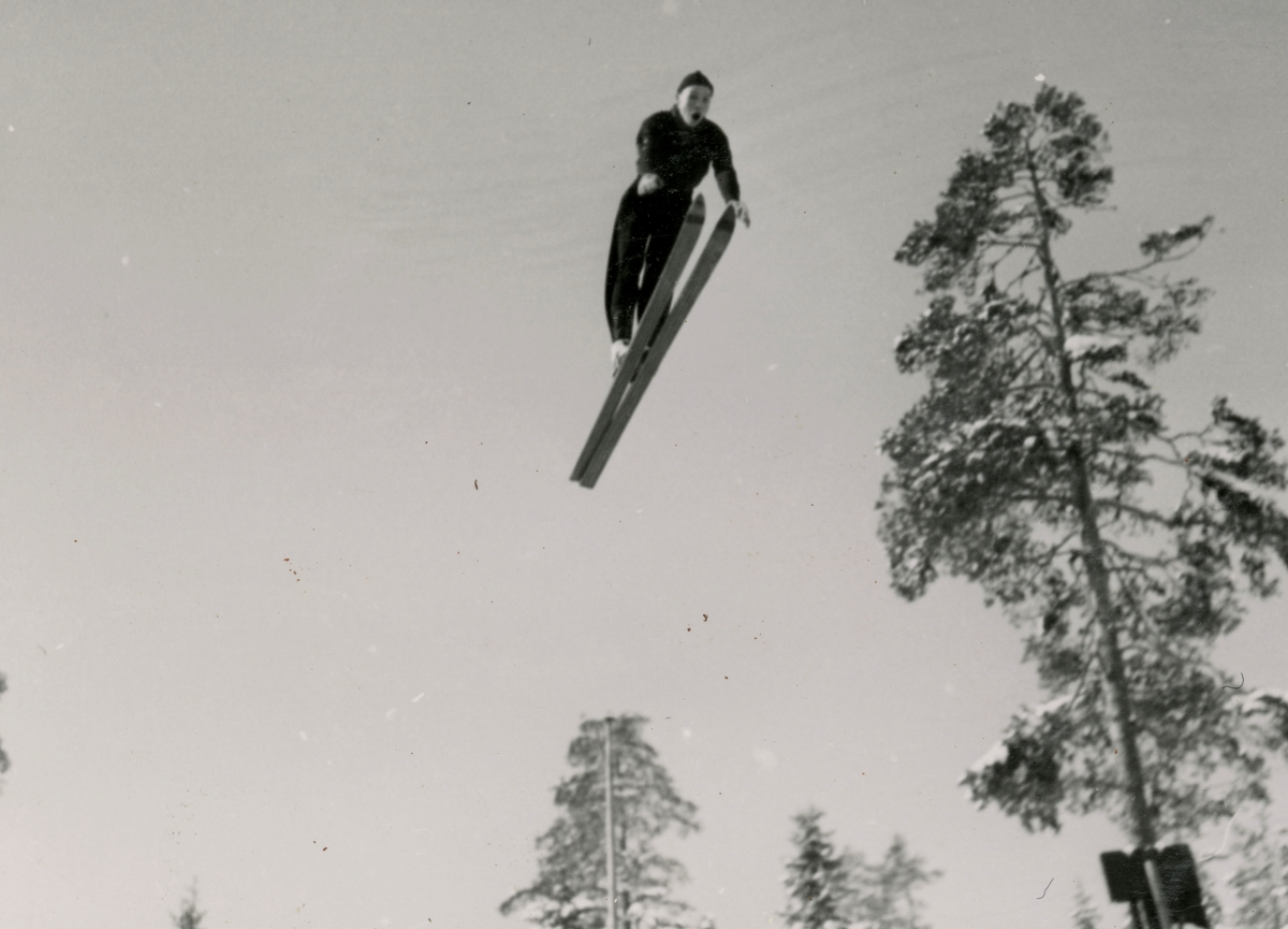 Kongsberg skier Rolf Korvald